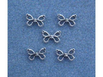 Ozdobný mezidíl - Motýlek (KD012)
