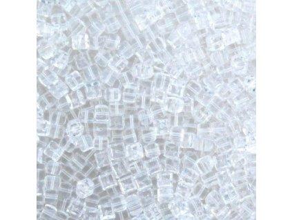 Korálky broušené - kostička 00030