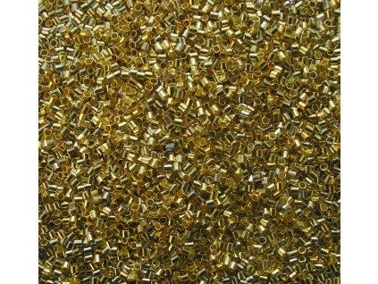 Zamačkávací rokajl - sekaný 1,5 zlatý (1 gram)