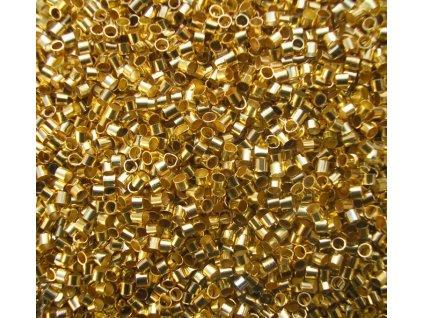 Zamačkávací rokajl - sekaný 2,0 zlatý (1 gram)