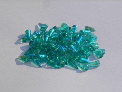 Korálky Spike Beads  - trn 60210/28701 - 5 x 10 mm