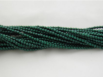 Korálky - voskované perle (17576) 8 mm
