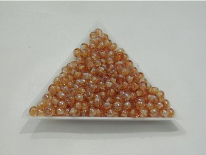 Korálky mačkané - rokajlové korálky 00030/29121 - 8/0 (3 mm)