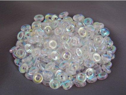 Korálky mačkané - kroužek 8 mm 00030/28701