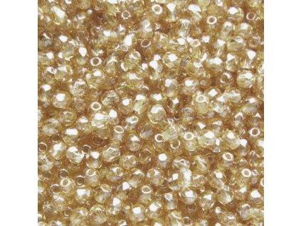 Korálky broušené - ohňovka 6 mm 00030/22501