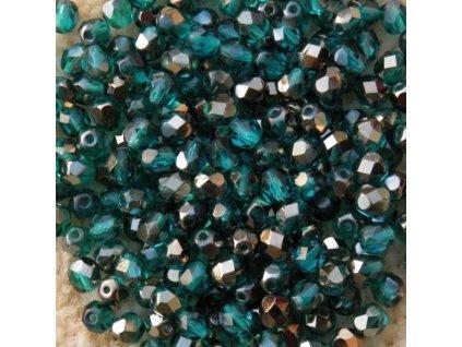 Korálky broušené - ohňovka 5 mm 60140/23601