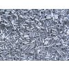 Korálky - rokajlové trubičky - metalický pokov stříbro 01700 - 6,75 mm