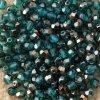 Korálky broušené - ohňovka 6 mm 60140/23601