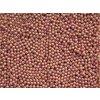 Korálky mačkané - kulička 3 mm - LK02010