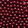 Korálky - voskované perle (12989) 6 mm