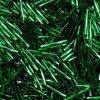 Korálky - rokajlové tyčky 15 mm - zelené točené 57060 (T37)
