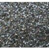 Zamačkávací rokajl - sekaný 2,0 stříbrný