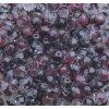 Korálky broušené - ohňovka 6 mm 27701
