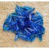 Korálky mačkané - jazýček 60060 - 5 mm x 16 mm - 10 ks