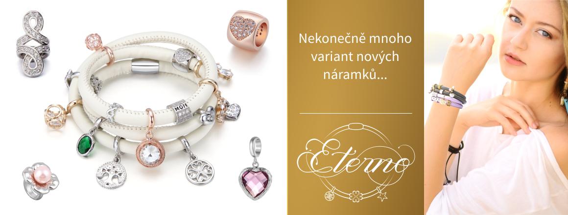 Šperky Eterno - nekonečno variant!!!