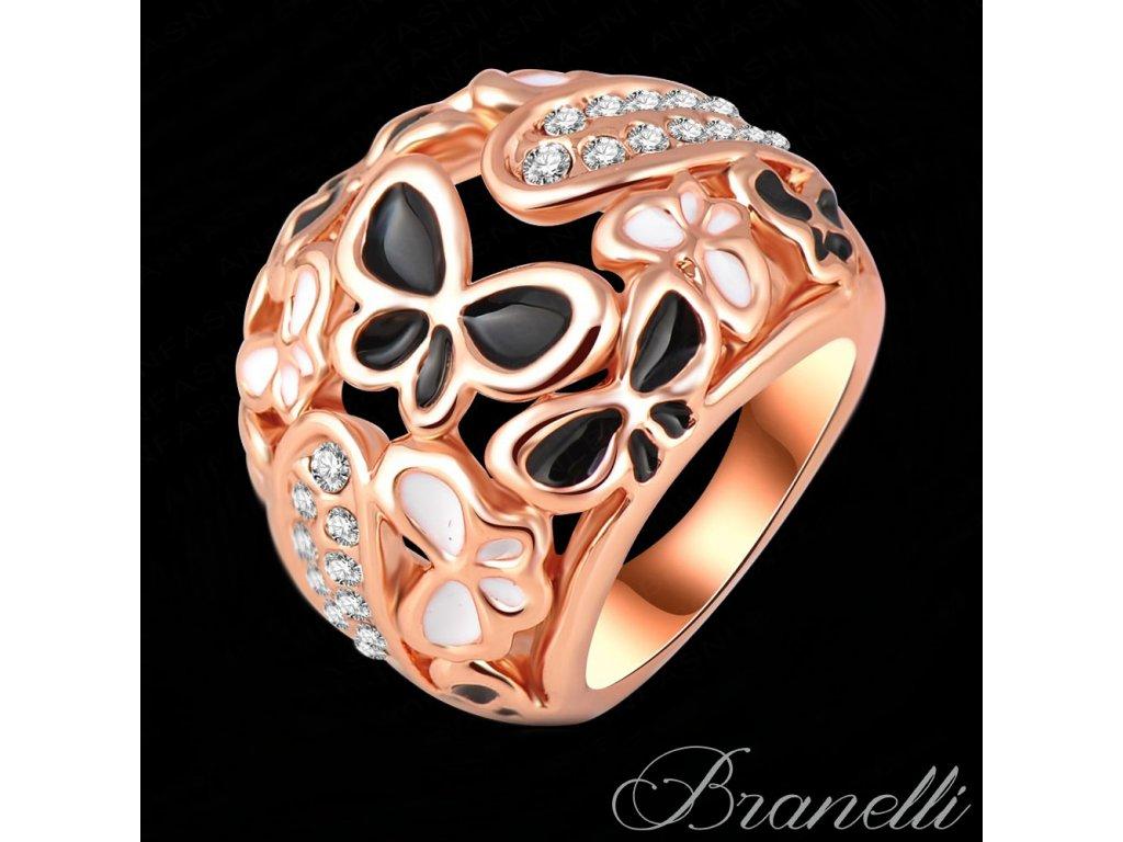 Prsten Motýli Z