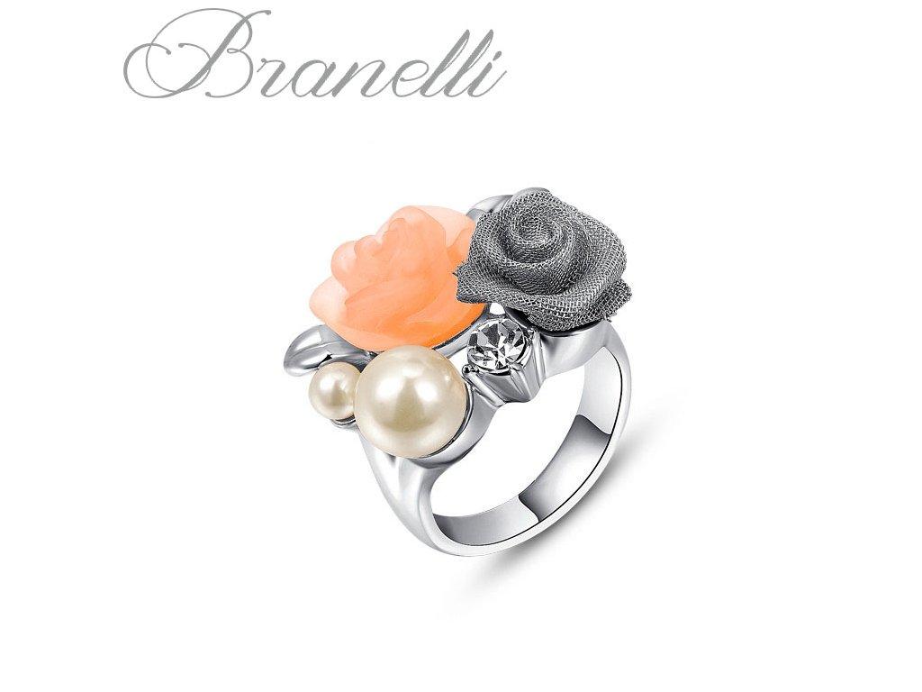 Prsten Růže S