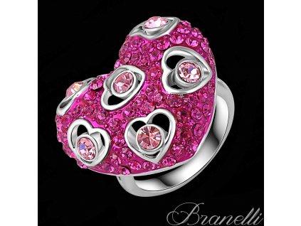 Prsten Srdce S