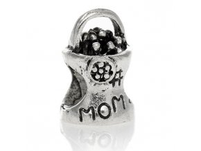 "Kovový korálek ""Pro maminku"" | Korálky Branelli"
