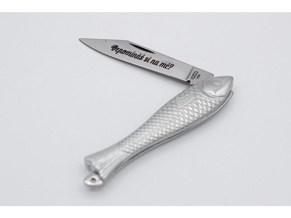 Nůž rybička