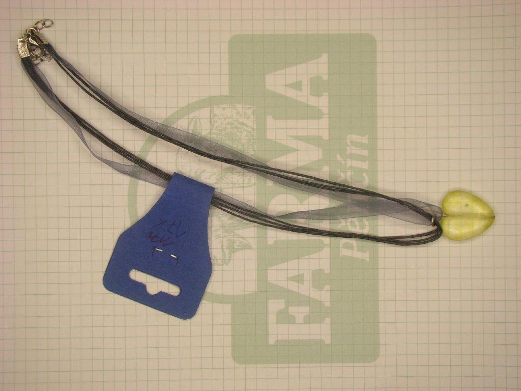 Srdíčko šedo-zelené mat
