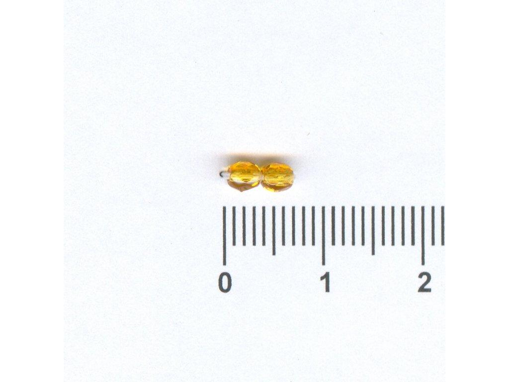 Broušené kuličky 03x03 10080