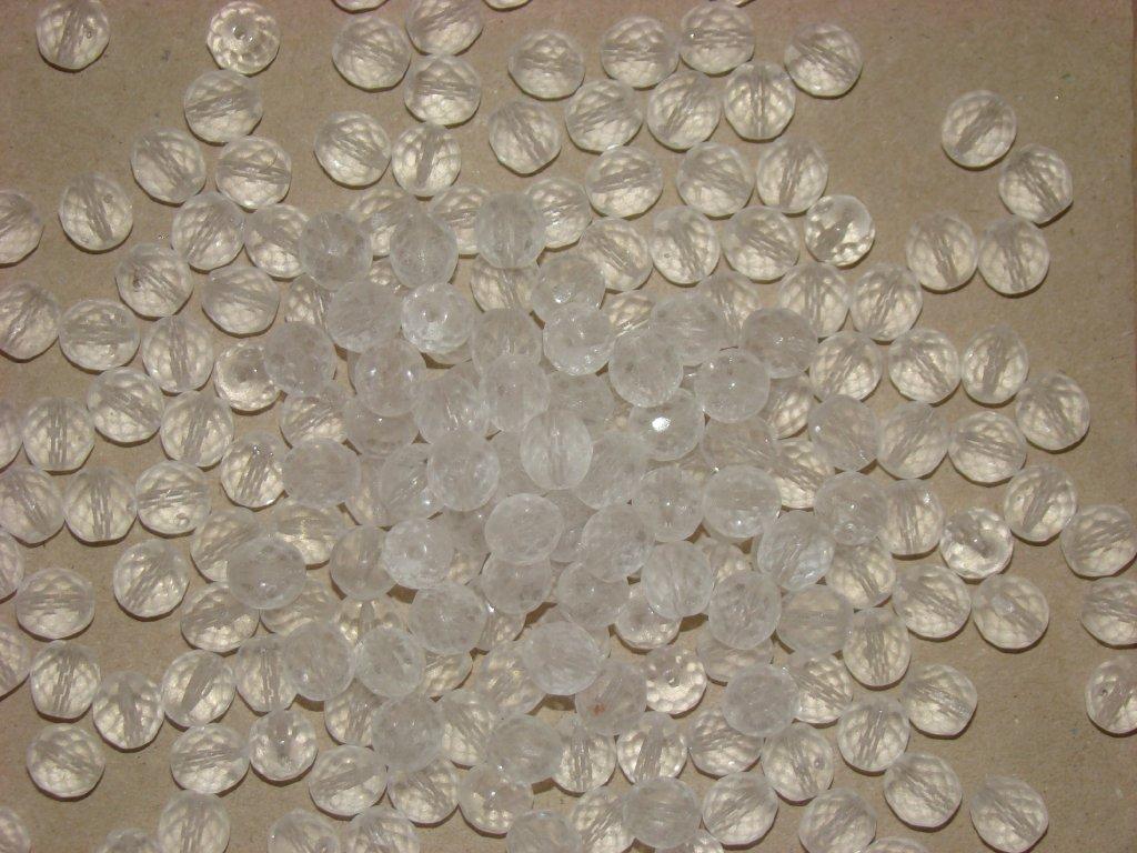 Broušené kuličky 10x10 00030