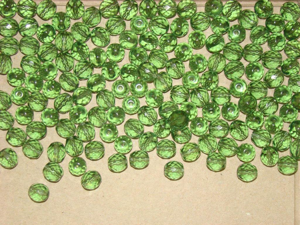 Broušené kuličky 10x10 50560