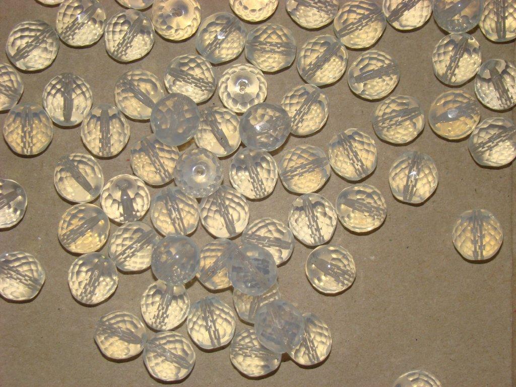 Broušené kuličky 14x14 01000