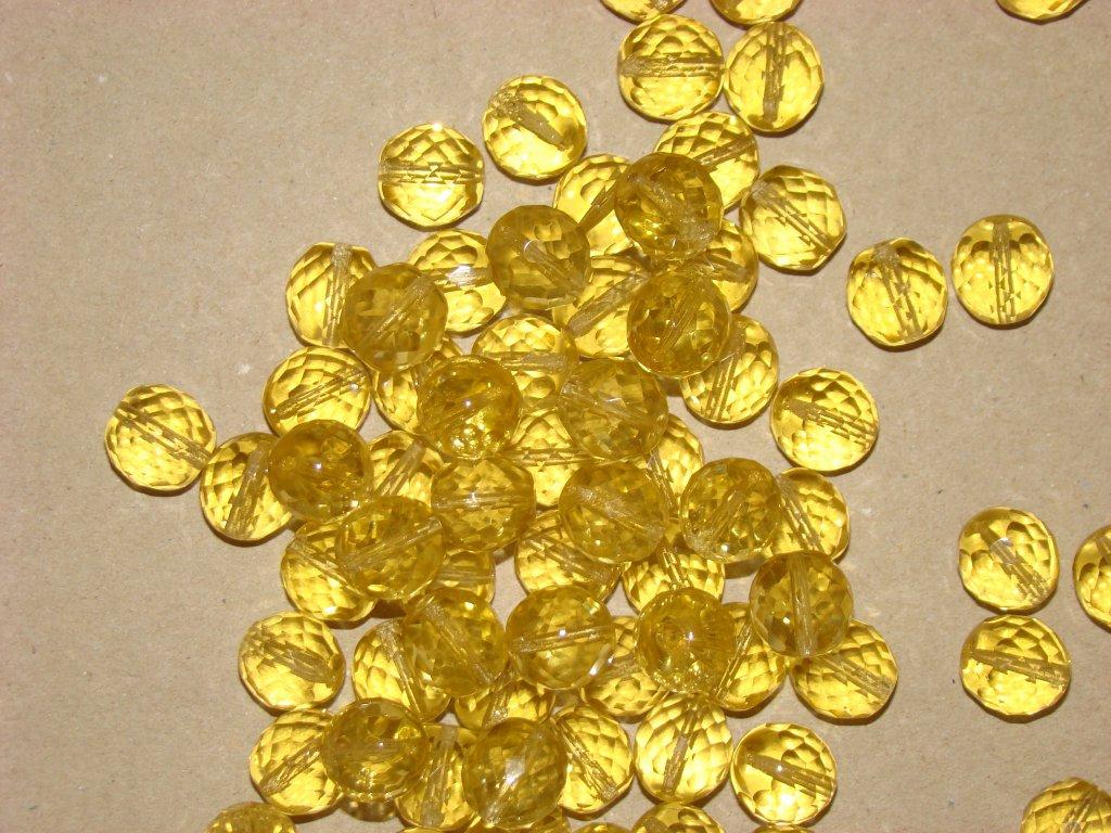 Broušené kuličky 14x14 10000