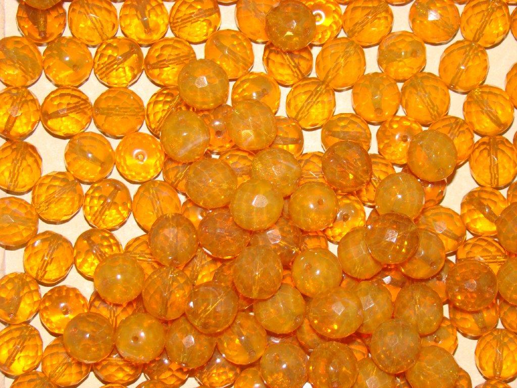 Broušené kuličky 14x14 11000