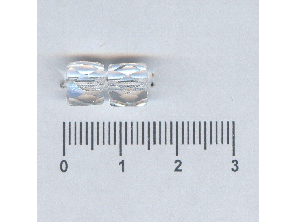 Broušené korále tvarové 07x08 00030