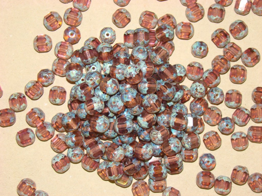 Broušené lucerny 10x10 20020