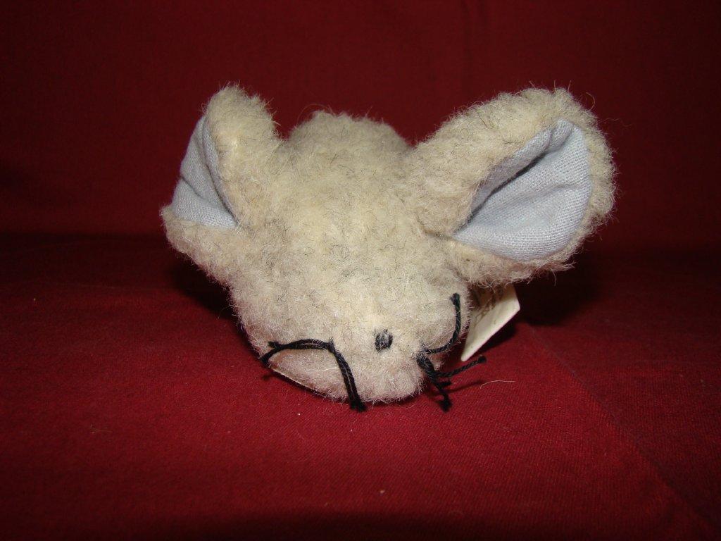 Myš Gertruda - šedá
