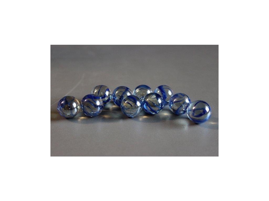 Cvrnkací kuličky 10 ks - vzor 18
