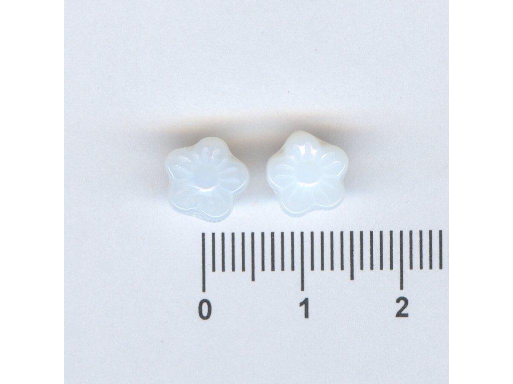 Mačkané korále tvarové 00x35 02010