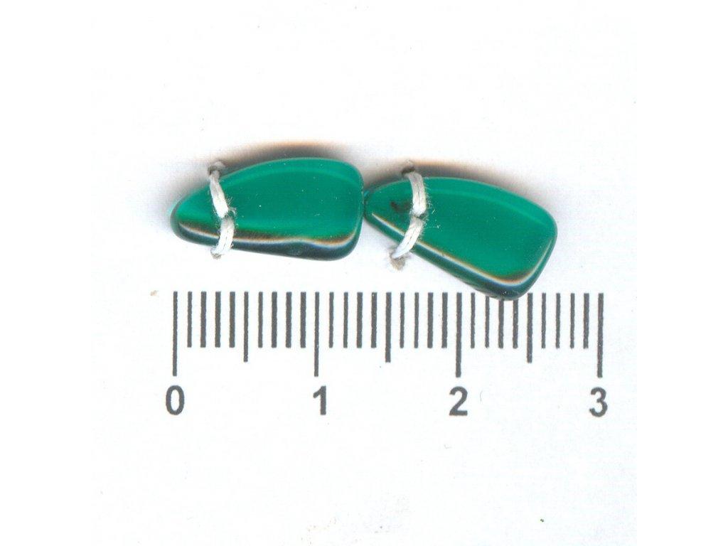 Mačkané korále tvarové 03x13 50730
