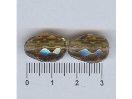 Broušené hrušky 16x12 10220