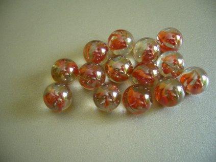 Cvrnkací kuličky 10 ks - vzor 19
