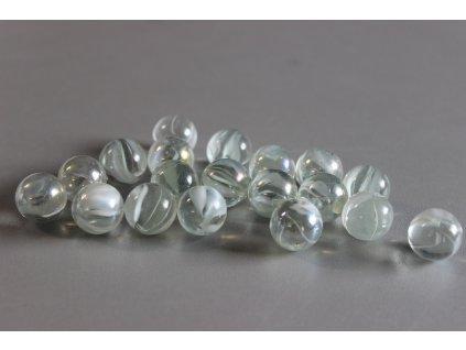 Cvrnkací kuličky 10 ks - vzor 22