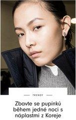 Vogue CS - Zbavte se pupínků během jedné noci s náplastmi z Koreje