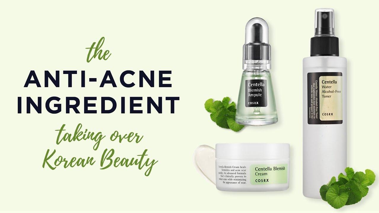 anti acne ingredient