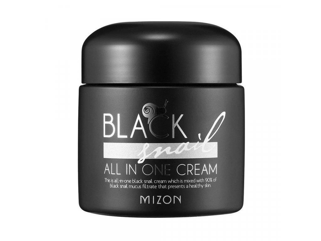 mizon black snail all in one cream