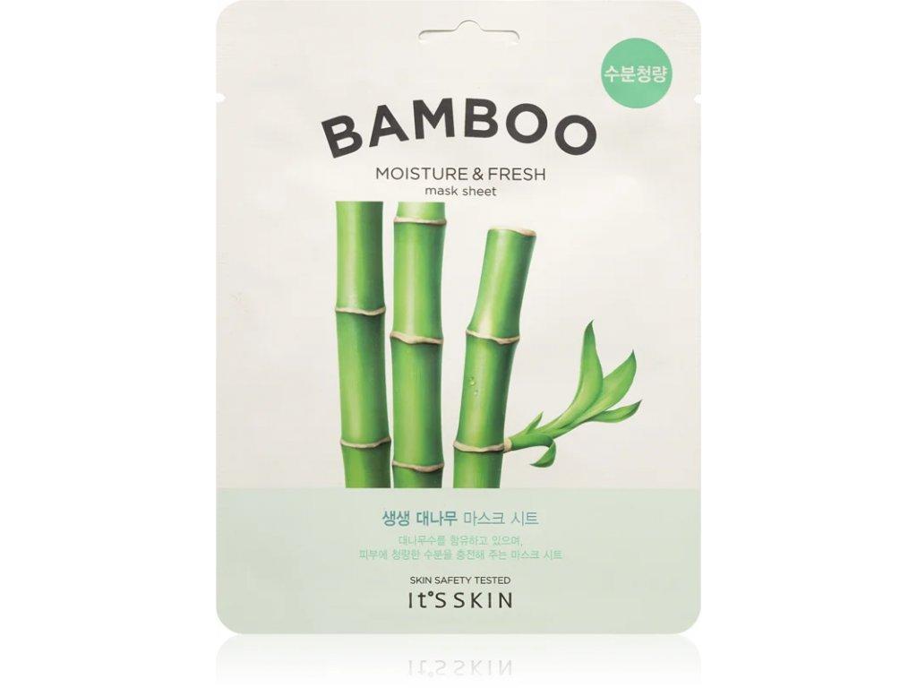 Fresh Mask Bamboo