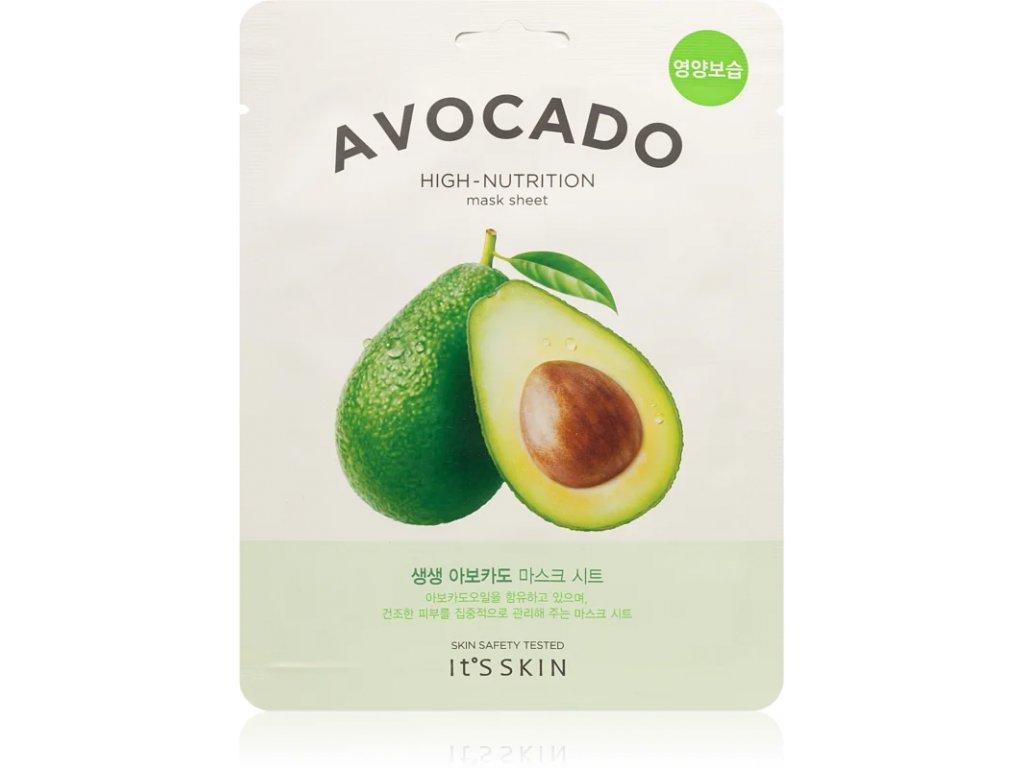 Fresh Mask Avocado