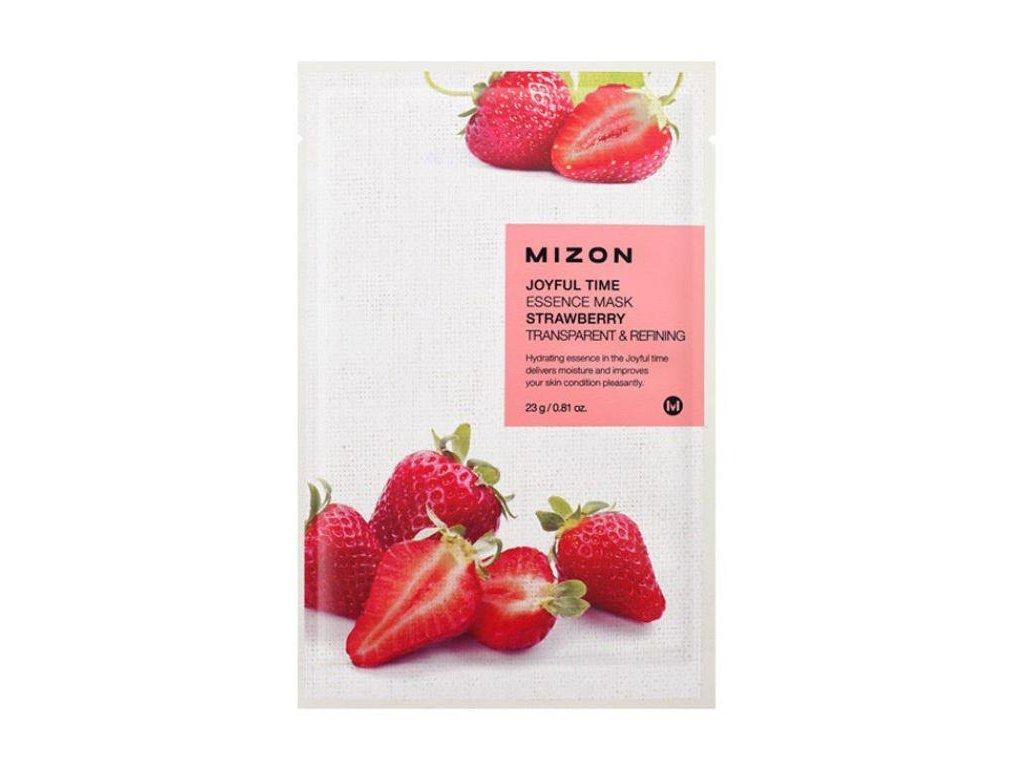 joyful time strawberry