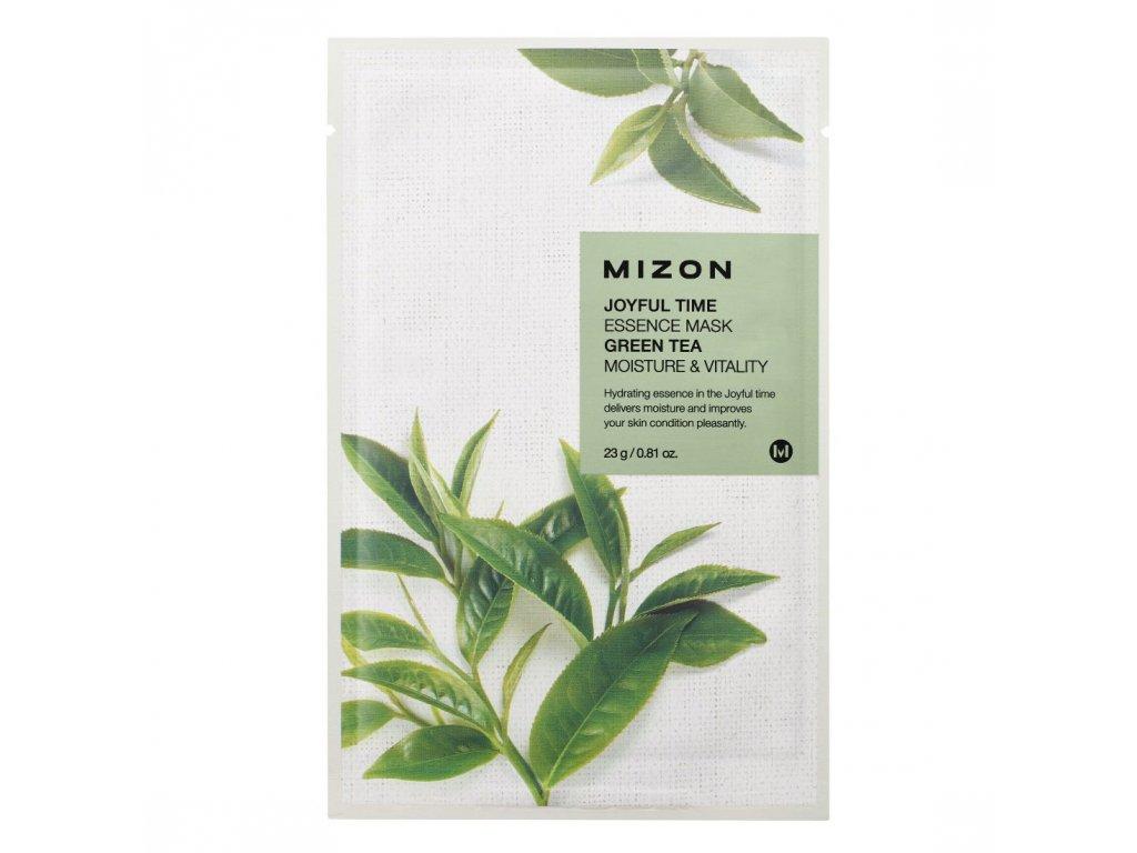 Joyful Time Green Tea Essence Mask