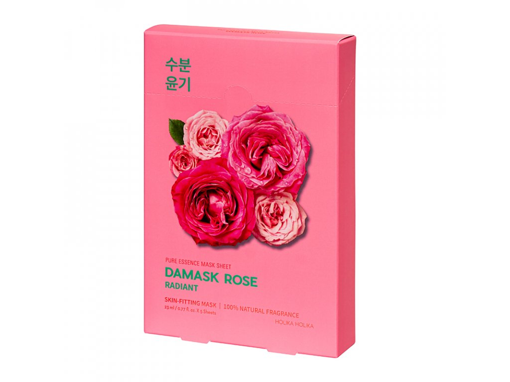 pure damask rose 5 ks