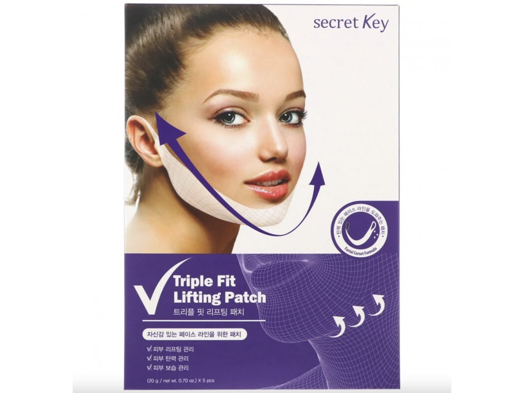 TRIPLE FIT LIFTING PATCH