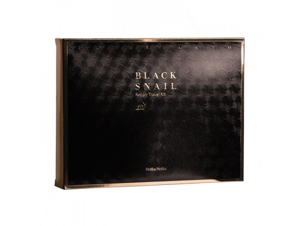 Cestovní balení prime youth black snail kit